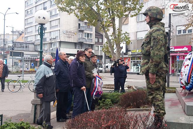 Dan vojnih veterana u Zaječaru