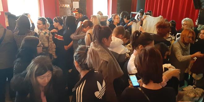 Dobrotvorni bazar — Omladinski centar Zaječar
