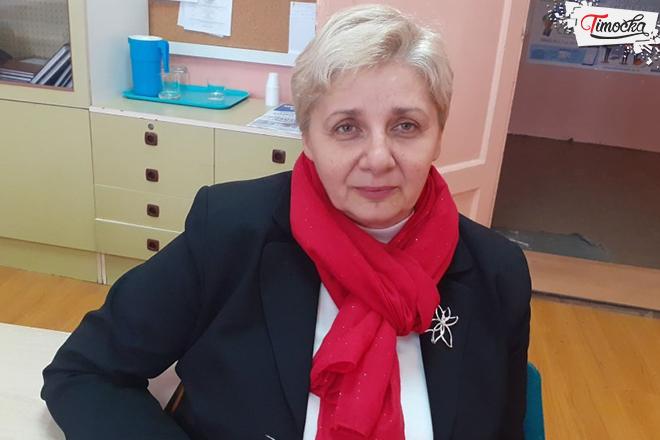 "Emila Badivuk — direktorka ŠOSO ""Jelena Majstorović"""
