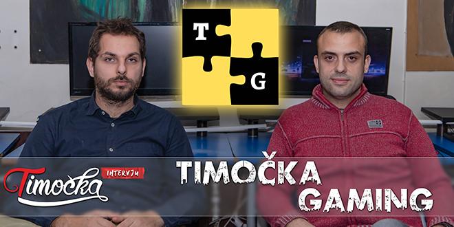 """Gejming organizacija """"Timočka Gaming"""""""