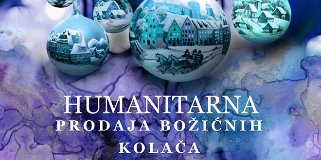 Gimnazija Zaječar i Interkultura Zaječar — Humanitarna prodaja božićnih kolača