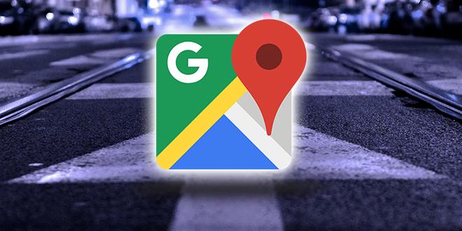 Google Maps — Funkcija za izbegavanje neosvetljenih ulica