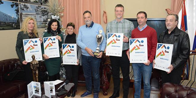 Gradska uprava grada Zaječara — Uručenje nagrada — Kros RTS-a