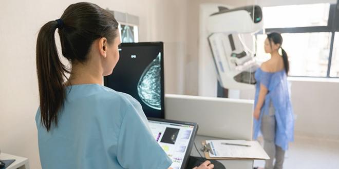 Мамограф — Преглед, скрининг дојке