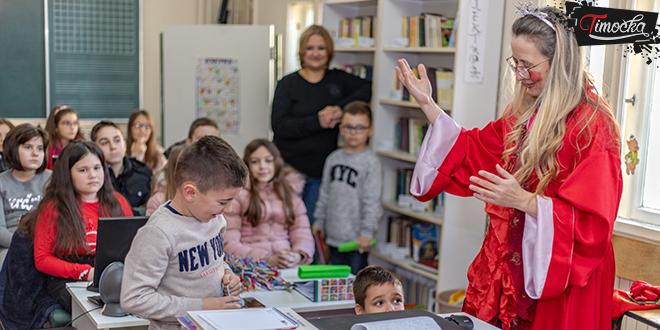 """Матична библиотека """"Светозар Марковић"""" Зајечар — Додела награда за најлепшу новогодишњу честитку"""