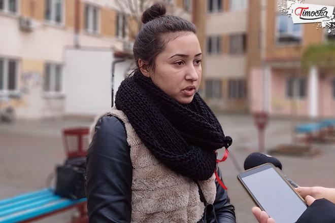 """Mira Petrović — sekretar Omladinskog odbora Udruženja i član Upravnog odbora """"Društva Roma"""" Zaječar"""