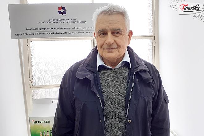 """Nenad Žikić — predsednik Društva pčelara """"Timok"""""""