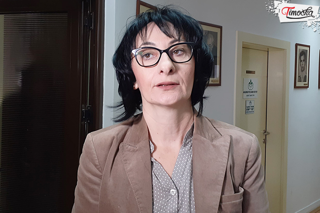 """Slavica Dželatović — direktorka PSSS """"Agroznanje"""" Zaječar"""