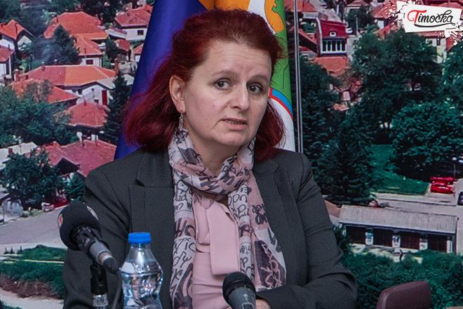Vesna Stanković — član gradskog veća grada Zaječara zadužena za poljoprivredu
