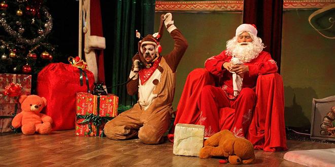 """Predstava """"Šašava novogodišnja bajka"""""""