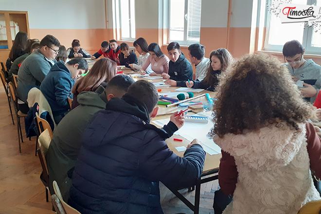 """Radionica """"Šta nam teško"""" — Ekonomsko-trgovinska škola Zaječar"""