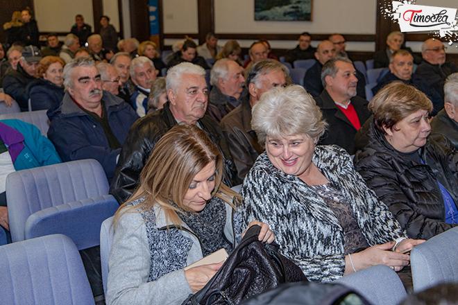 SPS — Gradski odbor Zaječar — Sastanak