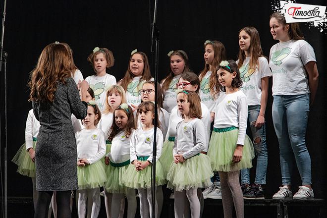 Svetski dan horskog pevanja u Zaječaru