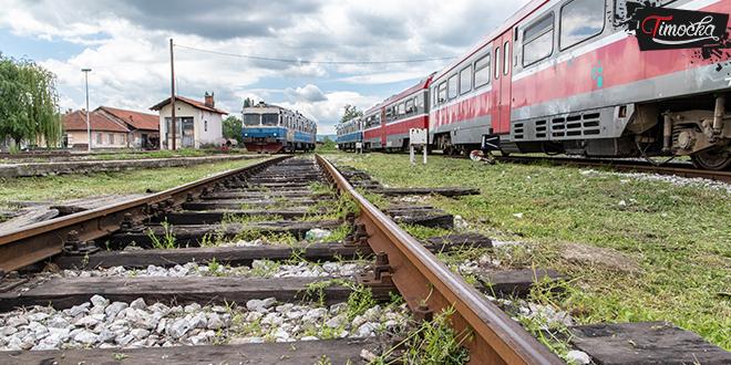 Železnička pruga, vozovi