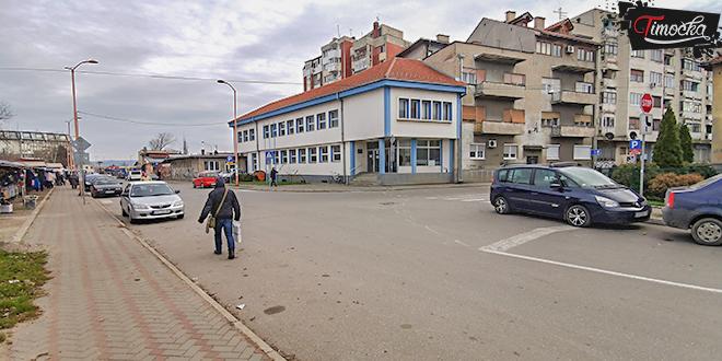 Булевар др Зорана Ђинђића у Зајечару