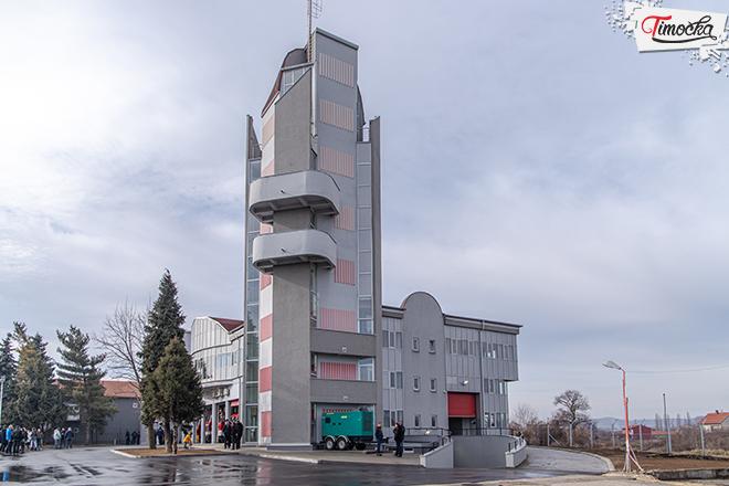 Otvaranje novog Vatrogasnog doma u Zaječaru