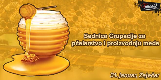 Sednica Grupacije za pčelarstvo i proizvodnju meda u Zaječaru