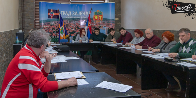 129. седница Градског већа града Зајечара