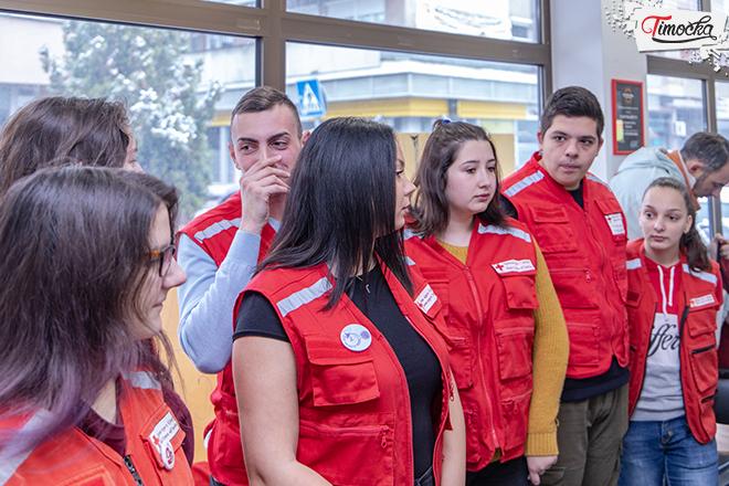 Crveni krst Zaječar — Godišnjica osnivanja Crvenog krsta Srbije