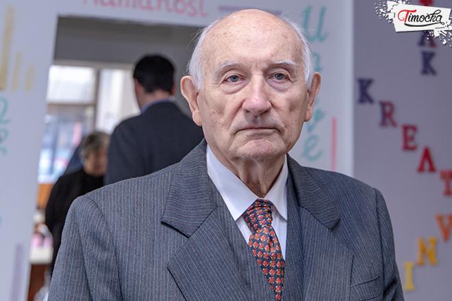 Borivoje Mihajlović — dugogodišnji saradnik Crvenog krsta Zaječar