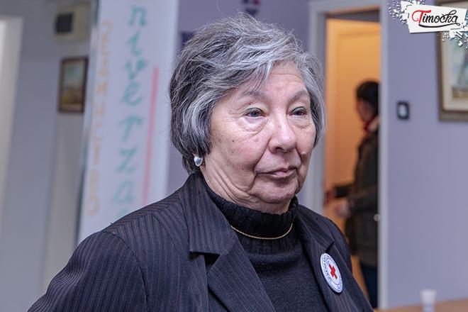 Ivanka Jović — predsednica Crvenog krsta Zaječar