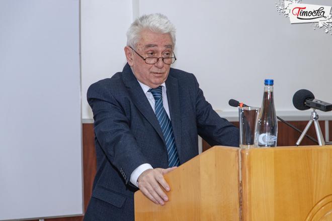 prof. dr Dragan Mihajlović — dekan Fakulteta za menadžment u Zaječaru