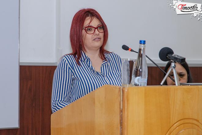 Marina Milić — zamenica gradonačelnika Zaječara
