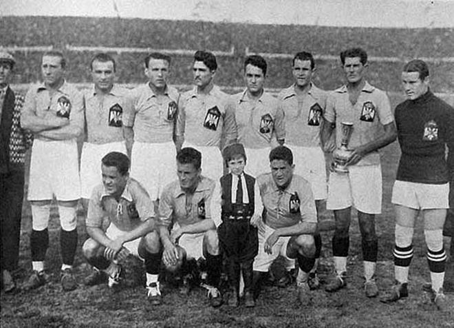 Fudbalska reprezentacija Jugoslavije na Svetskom prvenstvu u Urugvaju (1930)