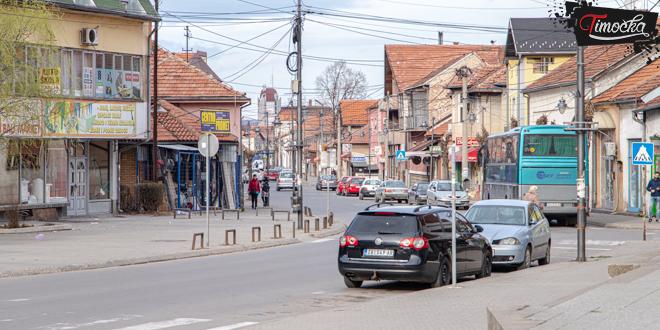 Hajduk Veljkova ulica u Zaječaru