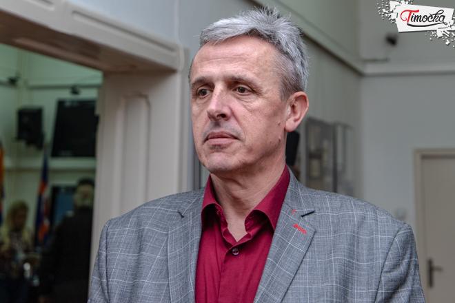 Miroljub Milinčić — direktor Centra Ruskog geografskog društva u Srbiji