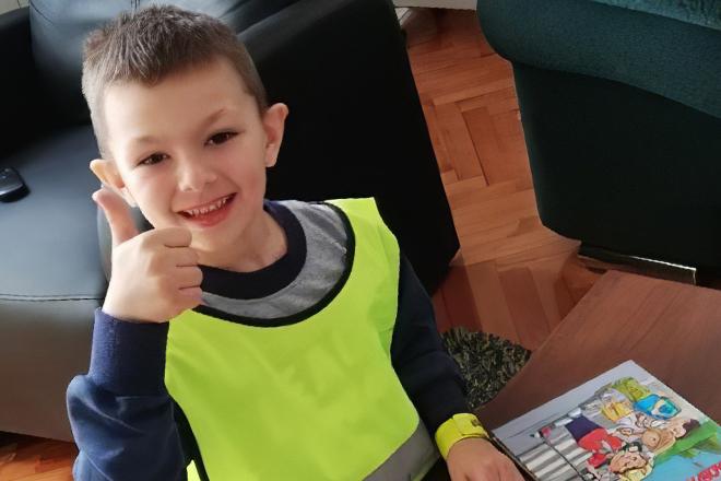 """Кампања """"Пажљивко за предшколце у Бору"""""""