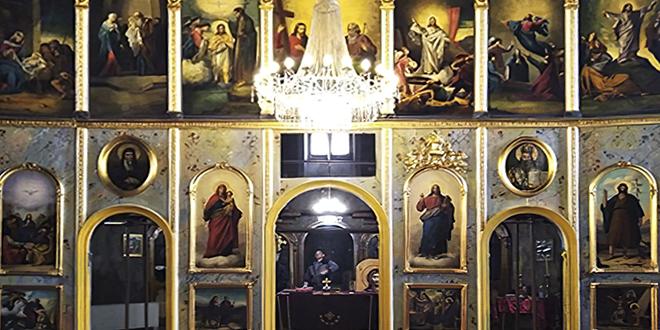 Конзервација и рестаурација иконостаса Храма Свете Тројице у Неготину