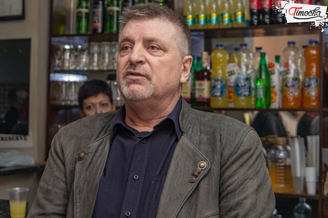 Saša Dimitrijević — predsednik GrO Nove Srbije u Zaječaru