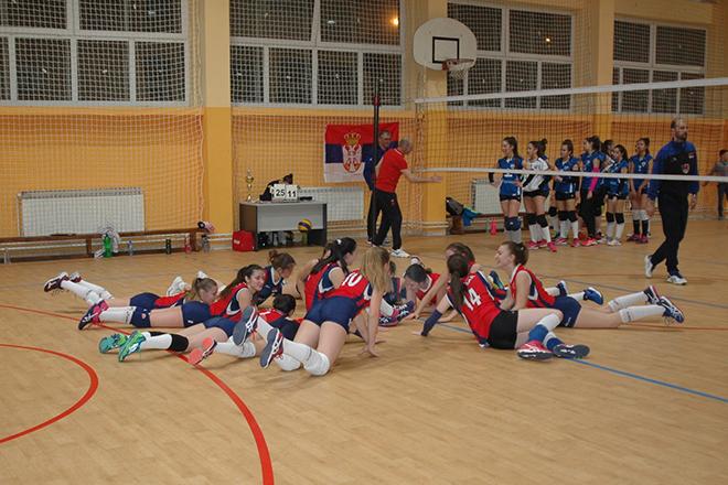 """OK """"Zaječar"""" — Regionalne prvakinje"""