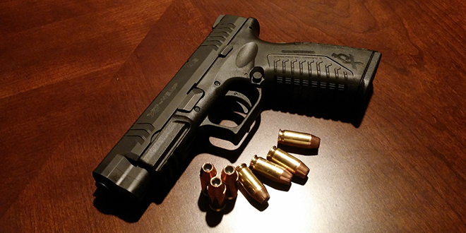 Pištolj i meci za pištolj