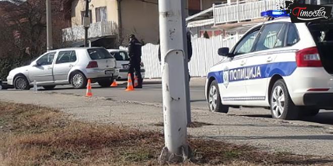 Saobraćajna nezgoda kod Zvezdanske krivine u Kotlujevcu