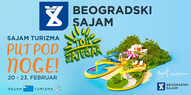 Turistička organizacija grada Zaječara — 42. Međunarodni sajam turizma u Beogradu
