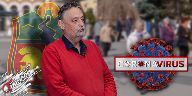 Gradonačelnik Zaječara Boško Ničić uputio apel Zaječarcima povodom situacije izazvane korona virusom