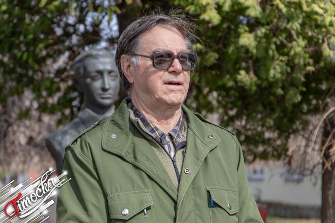 Dragoljub Nikolić — predsednik SUBNOR-a Zaječar
