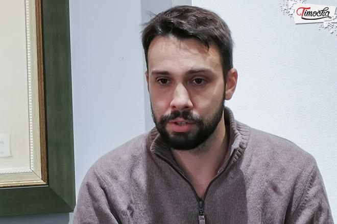 Miloš Đuričić — umetnički rukovodilac zaječarskog teatra