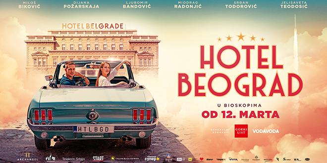 """Projekcija — Film """"Hotel Beograd"""" u Zaječaru"""