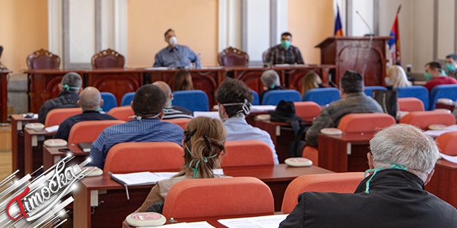 Седница Штаба за ванредне ситуације града Зајечара