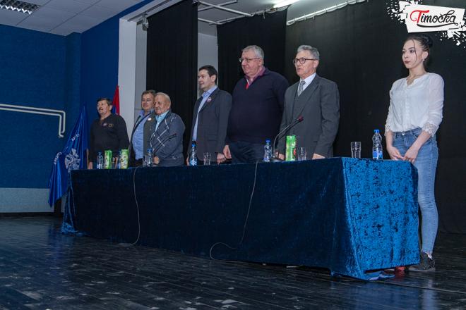 """prof. dr Vojislav Šešelj — Promocija knjige """"U Srebrenici nije bilo genocida"""" u Zaječaru"""