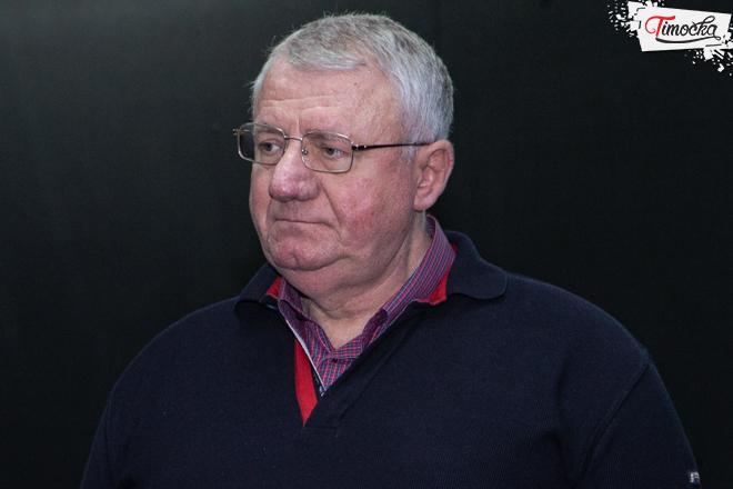 prof. dr Vojislav Šešelj — Lider Srpske radikalne stranke