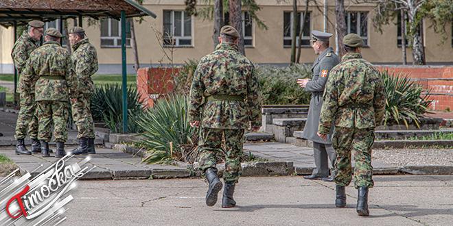 Vojska, vojnici