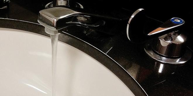 Slavina za vodu, lavabo