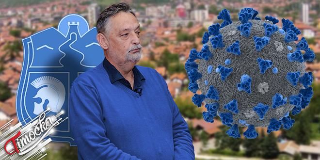 Štab za vanredne situacije grada Zaječara — Boško Ničić