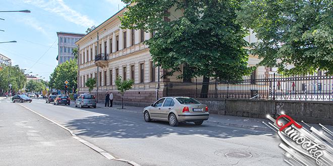 Улица Николе Пашића у Зајечару