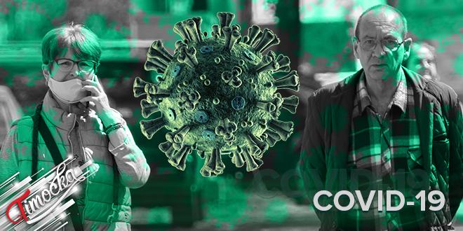 Korona virus — COVID-19