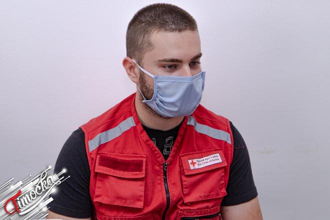 Милош Милојевић — волонтер зајечарског Црвеног крста